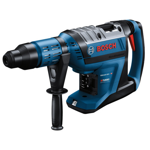 Bosch GBH 18V-45 18V BITURBO SDS Max Rotary Hammer Drill in Case (Body Only)