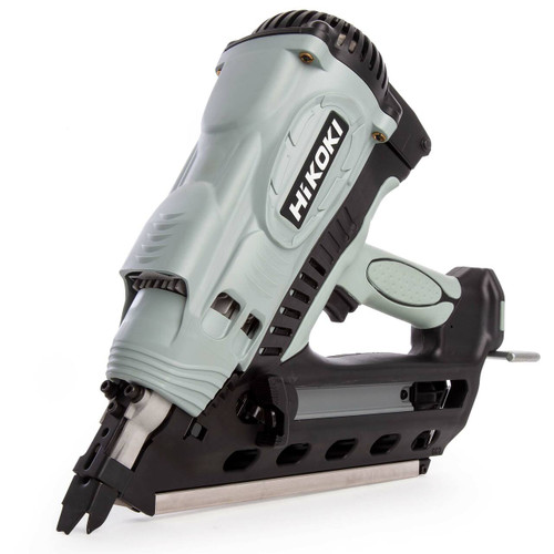 HiKOKI NR90GC2/J8Z Cordless Gas Clipped Head 1st Fix Framing Nailer (2 x 1.5Ah Batteries)