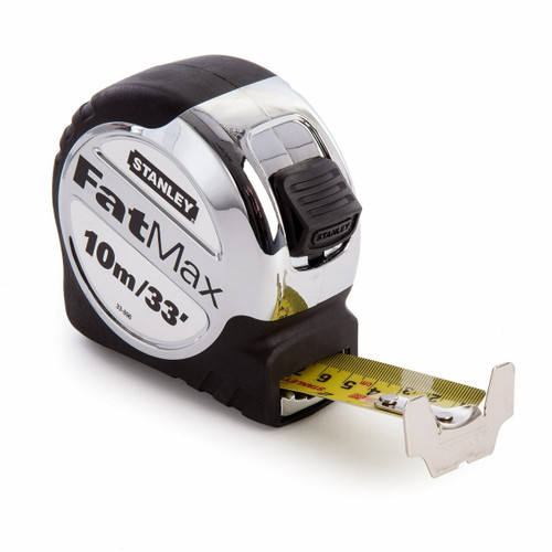 Stanley 5-33-896 FatMax Xtreme Metric/Imperial Tape Measure with Blade Armor 10m