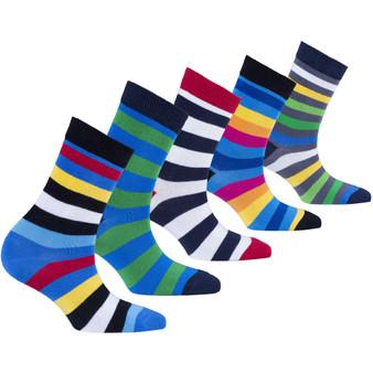 Kids Popular Stripes Socks