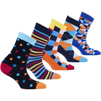 Kids Fashionable Mix Set Socks