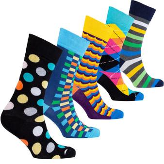 Men's Chic Mix Set Socks