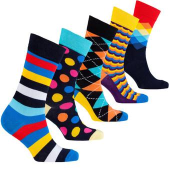 Men's Dapper Mix Set Socks
