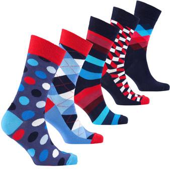 Men's Traditional Mix Set Socks