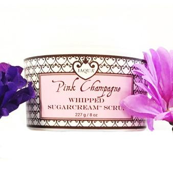 Pink Champagne Whipped SugarCream Scrub