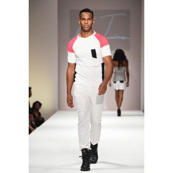 Men's Color Blocking T-Shirt