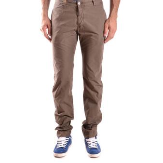 Trousers Daniele Alessandrini (v. brown)
