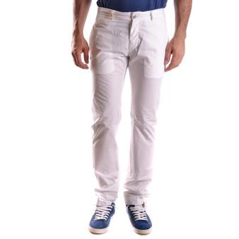 Trousers Daniele Alessandrini (v. white)