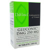 DaVinci Labs Gluconic DMG 250 mg 60 tablets