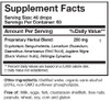 Researched Nutritionals Crypto-Plus Microbial Balancer #2 4 oz ingredients