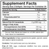 Researched Nutritionals Omega-3 Plus Pure High Potency Fish Oil ingredients