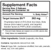 Researched Nutritionals Transfer Factor Enviro 60 gelcaps ingredients