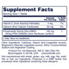 Protocol for Life Balance Phosphatidyl Serine 150mg 60 tabs ingredients