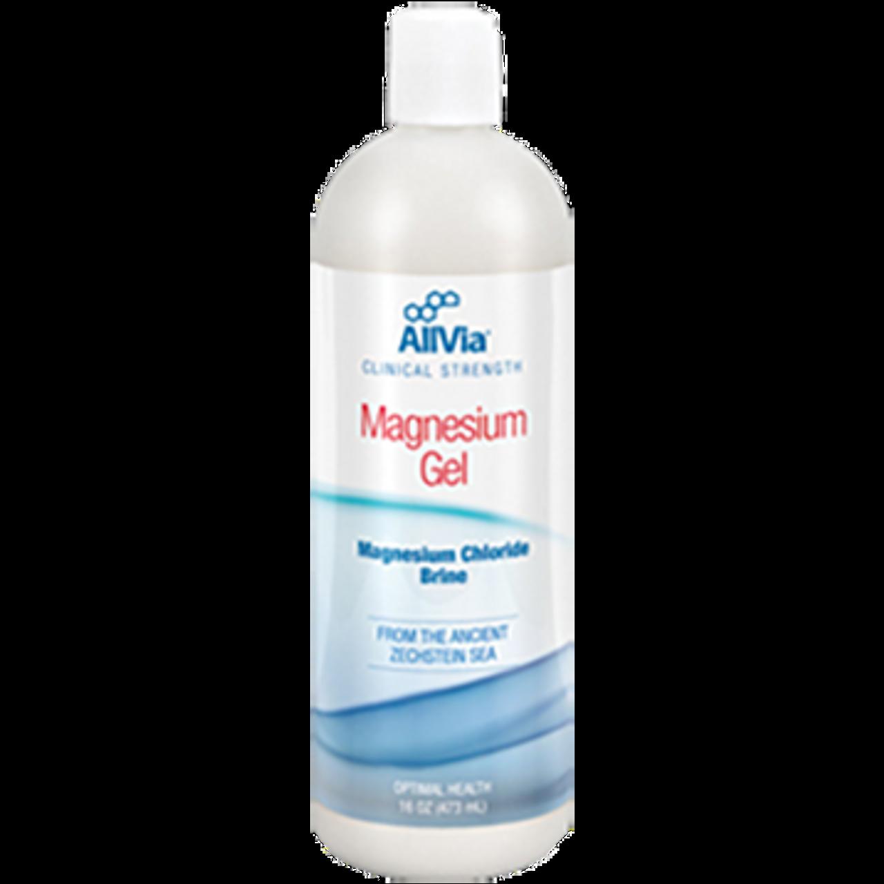 AllVia Magnesium Gel 16 oz
