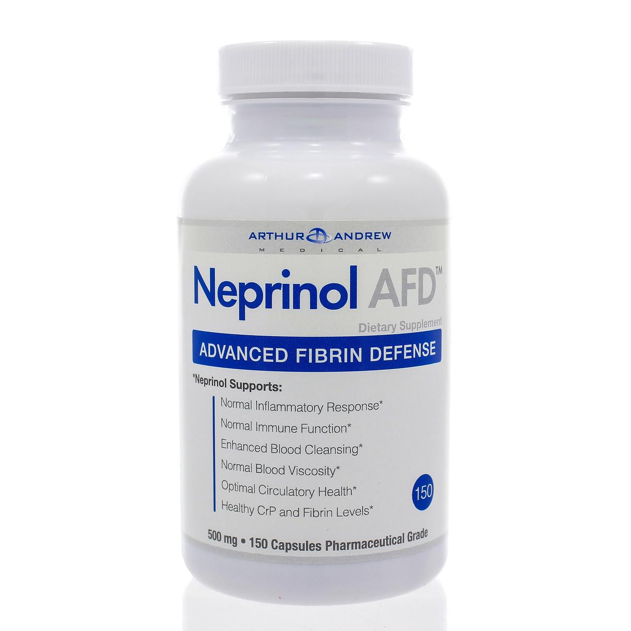 Arthur Andrew Medical Inc. Neprinol AFD 150 caps