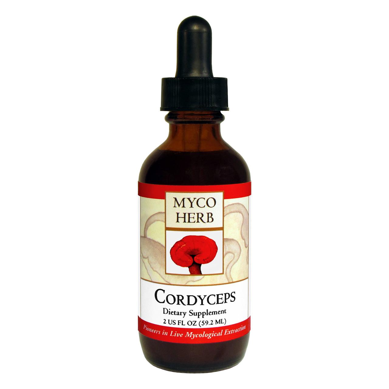 MycoHerb by Kan Cordyceps 2 oz