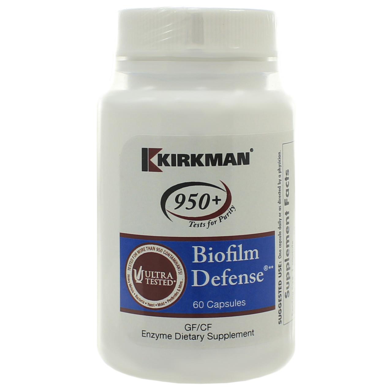 Kirkman Biofilm Defense