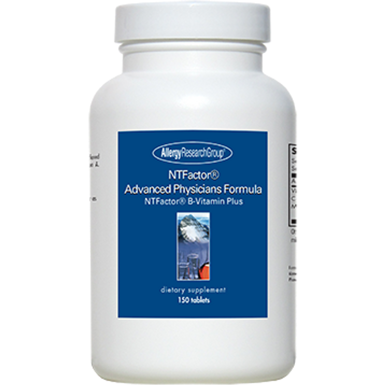 Allergy Research Group NT Factor Advanced Physicians 150 tabs