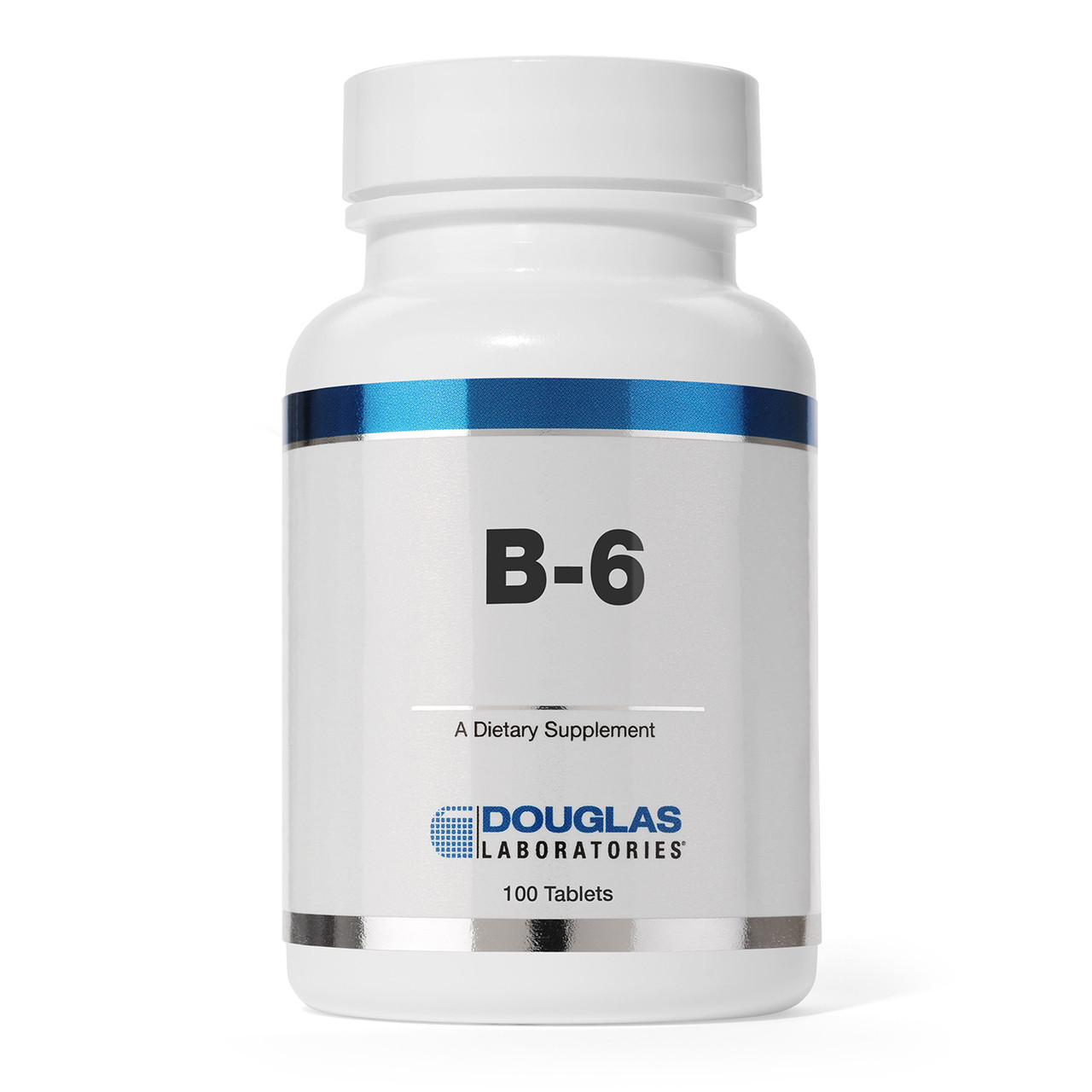 Douglas Labs Vitamin B6 100 mg 100 tabs