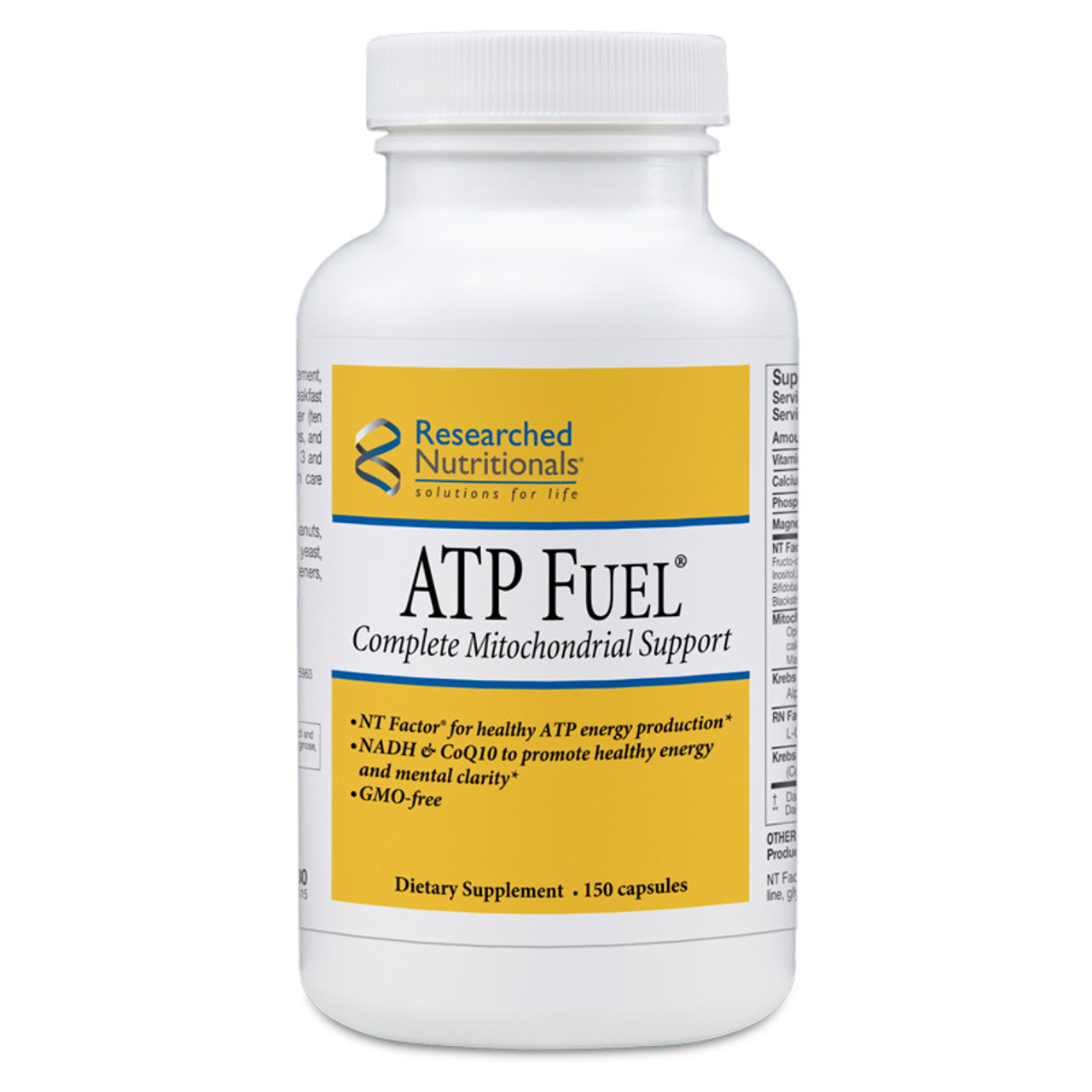 Researched Nutritionals ATP Fuel 150 caps