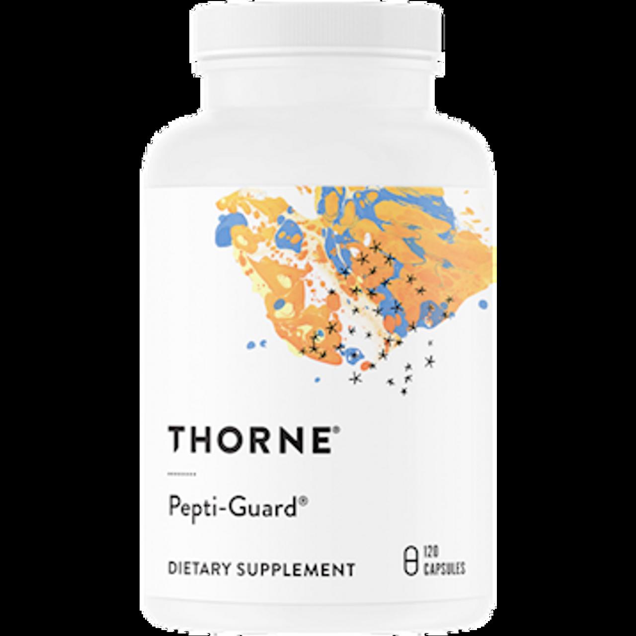 Thorne   Pepti-Guard 120 vegcaps