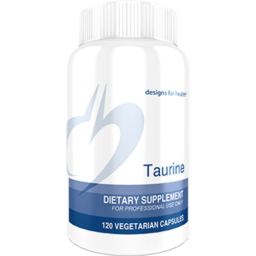 Designs for Health Taurine 1000 mg 120 caps