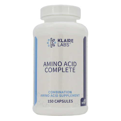Klaire Labs Amino Acid Complete 150 vcaps