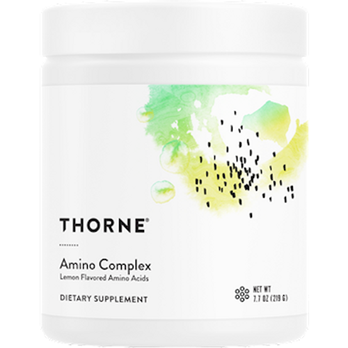 Thorne Research Amino Complex Lemon 7.7 oz