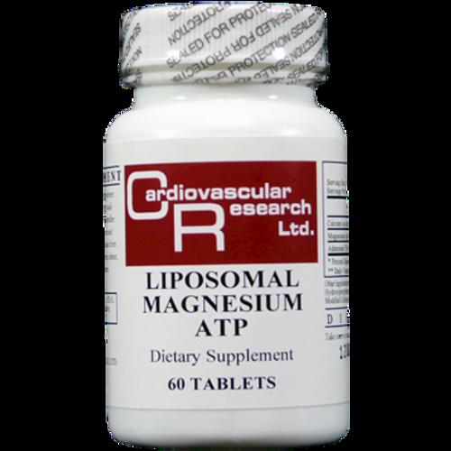 Magnesium ATP Liposomal 60 tabs
