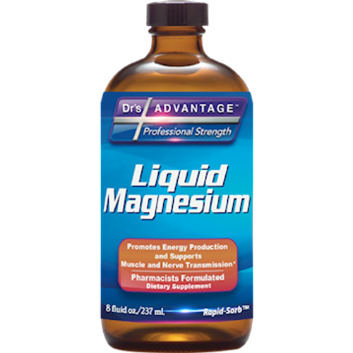 Dr.'s Advantage Liquid Magnesium 8 oz