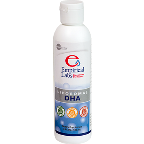 Empirical Labs Liposomal DHA 6 fl oz
