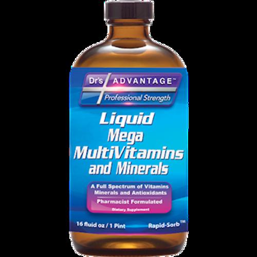 Dr.'s Advantage Liquid Mega Multivitamin and Mineral 16 oz
