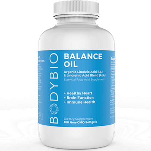 BodyBio Balance Oil 180 caps