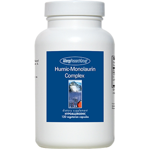 Allergy Research Group Humic-Monolaurin Complex 120 vcaps