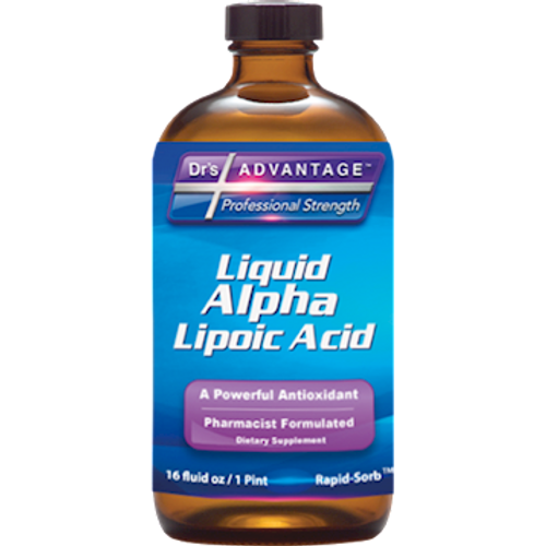 Dr.'s Advantage Alpha Lipoic Acid 16 oz