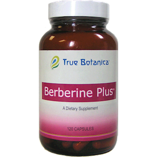 True Botanica Berberine Plus 120 caps