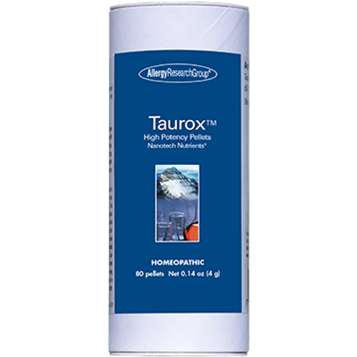 Allergy Research Group Taurox 80 plts