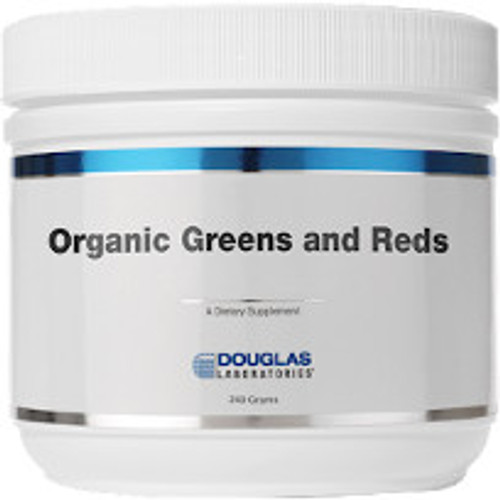Douglas Labs Organic Greens and Reds 240 gms