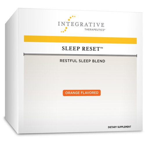 Integrative Therapeutics Sleep Reset Orange Flavored 30 sachets