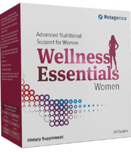 Metagenics Wellness Essentials Women 30 pkts