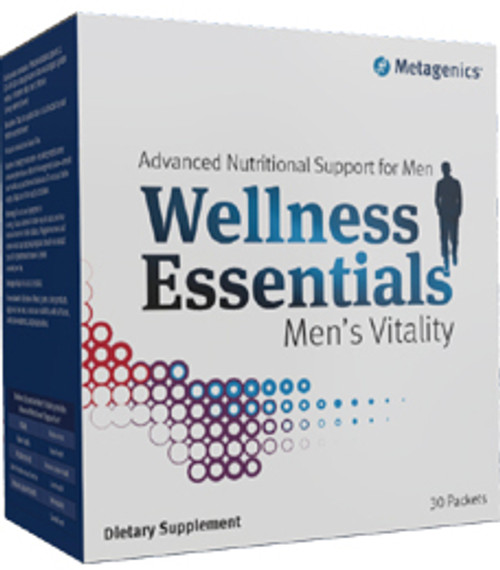 Metagenics Wellness Essentials Men's Vitality 30 pkts