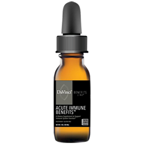 DaVinci Labs Acute Immune Benefits Liquid (formerly Maitake-DMG Liquid) 4 oz