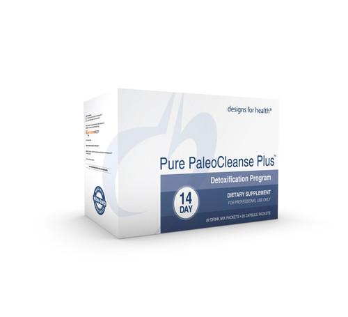 Designs For Health Pure PaleoCleanse Plus 14 Day Detoxification Program