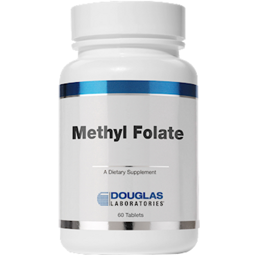 Douglas Labs Methyl Folate 1,000 mcg 60 tablets