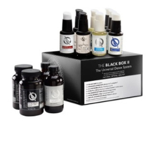 QuickSilver The Black Box II Detox Kit