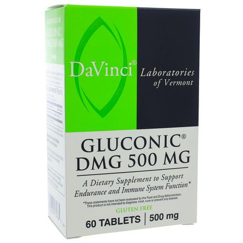 DaVinci Labs Gluconic DMG 500 mg