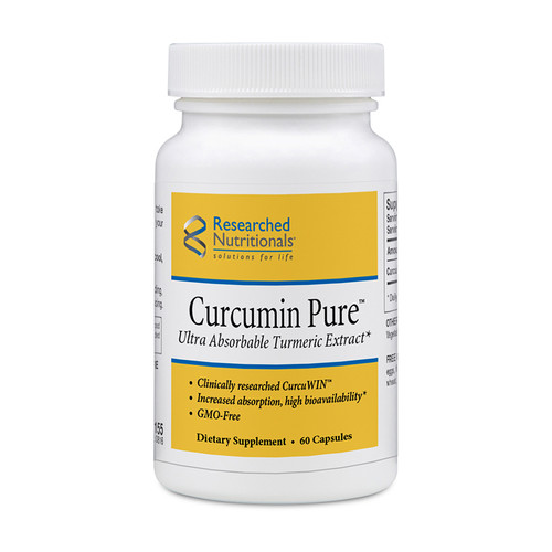 Researched Nutritionals Curcumin Pure 60 caps