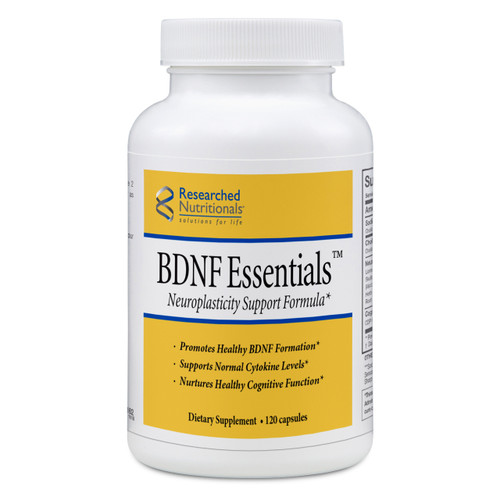 Researched Nutritionals BDNF Essentials 120 cpas