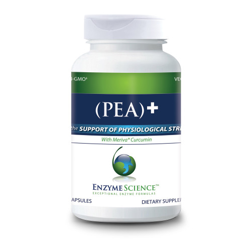 Enzyme Science (PEA)+ With Meriva® Curcumin (Palmitoylethanolamide) 60 caps