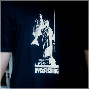 NYCeSTRIPER LADY LIBERTY BLACK